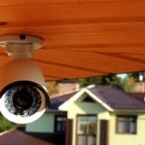 Установить видеонаблюдение дома